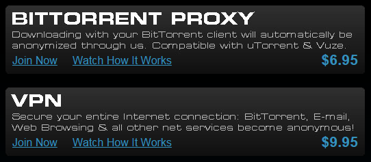 bittorrent proxy vs vpn