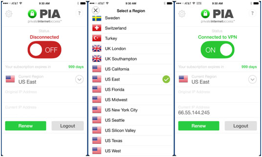 setup vpn app iphone pia