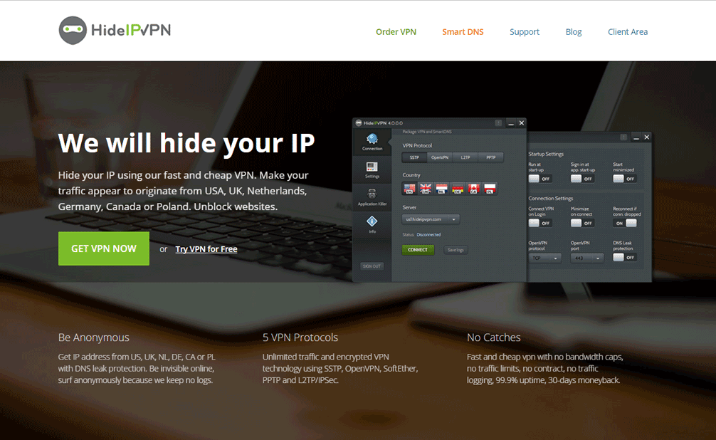 Cheap, High Speed Proxy Socks5 - MicroVPN