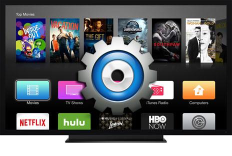vpn setup on apple tv