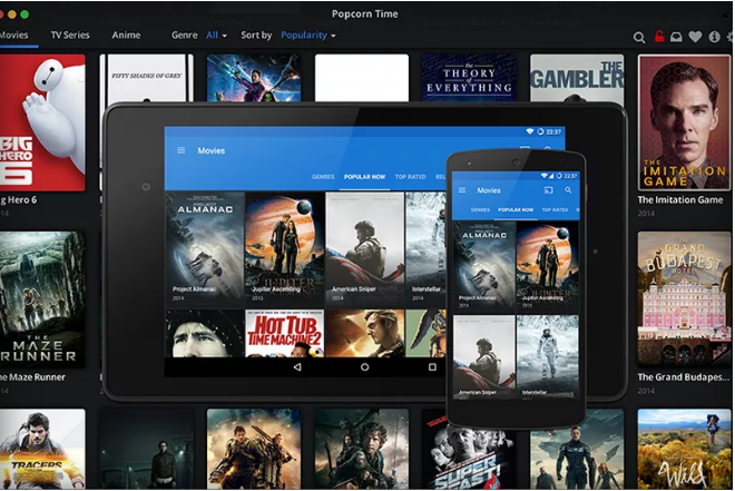 vpn for popcorn time