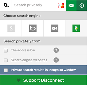 secure search