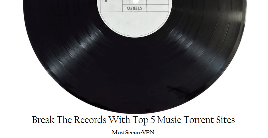 top torrent sites for music